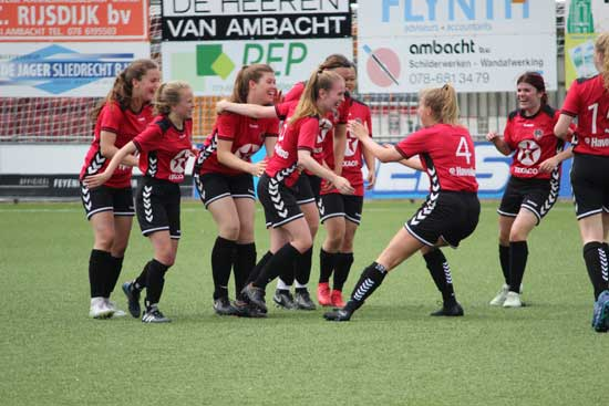 Een grandioos Jumbo Van Daalhuizen IFC Girls Tournament